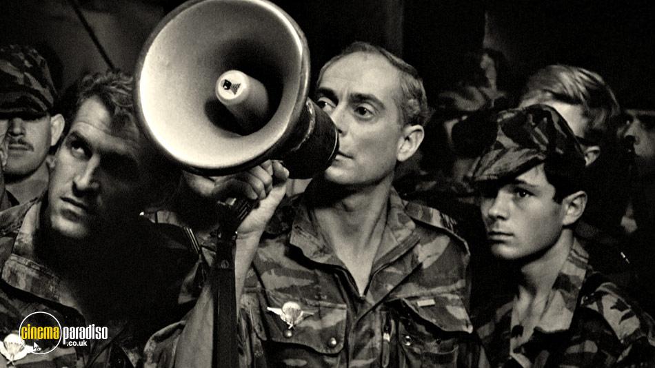 The Battle of Algiers (aka La Battaglia di Algeri) online DVD rental