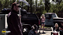 Still #2 from Tucker and Dale vs. Evil