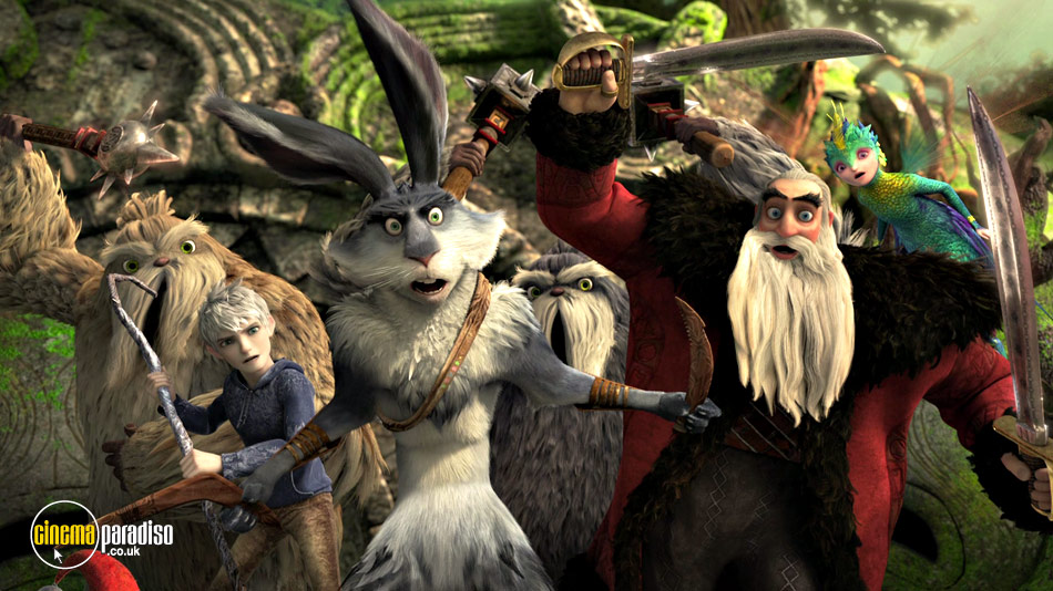 Still from Rise of the Guardians