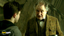A still #8 from Harry Potter and the Half-Blood Prince with Jim Broadbent