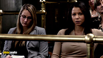 A still #14 from Reasonable Doubt with Gloria Reuben