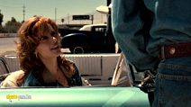 A still #12 from Thelma and Louise with Geena Davis