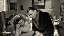 A still #17 from Wings of Desire with Bruno Ganz and Solveig Dommartin