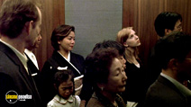 A still #3 from Lost in Translation with Bill Murray and Scarlett Johansson