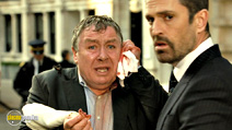 A still #9 from Wild Target with Gregor Fisher