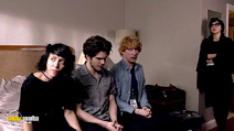A still #20 from Frank with Maggie Gyllenhaal and Domhnall Gleeson
