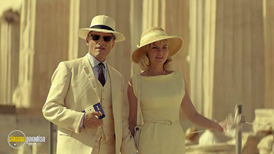 Still from The Two Faces of January 1
