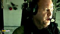 A still #5 from Black Hawk Down with Glenn Morshower