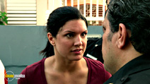 A still #5 from In the Blood (2014) with Gina Carano