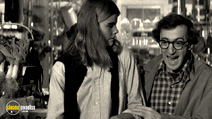A still #6 from Manhattan with Woody Allen and Mariel Hemingway