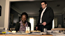A still #13 from Prisoners with Jake Gyllenhaal and Viola Davis