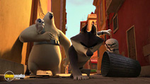 Still #3 from Penguins of Madagascar