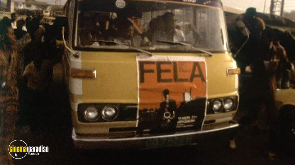 Still from Finding Fela 1