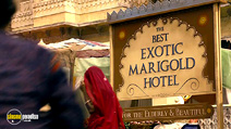 Still #2 from The Second Best Exotic Marigold Hotel