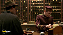 A still #20 from Barton Fink with Steve Buscemi