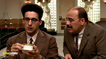 A still #16 from Barton Fink with John Turturro and Jon Polito
