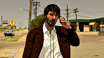 Still #1 from A Scanner Darkly