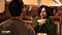 Still #4 from A Scanner Darkly