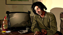 Still #6 from A Scanner Darkly