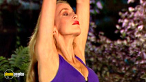 Still #2 from Jerry Hall: Yogacise