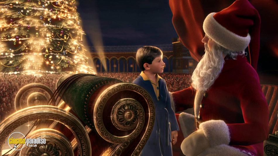 Still from The Polar Express