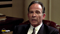 A still #5 from L.A. Confidential with Ron Rifkin