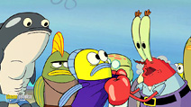 Still #4 from The SpongeBob Movie: Sponge Out of Water