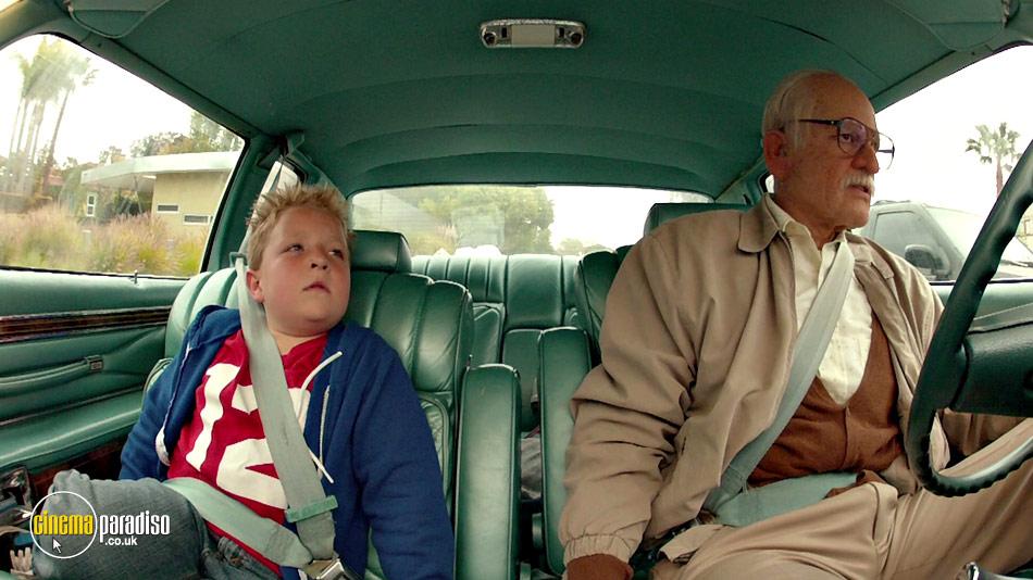 Jackass Presents: Bad Grandpa online DVD rental