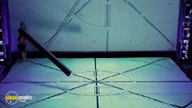 Still #2 from Born to Fly: Elizabeth Streb vs. Gravity