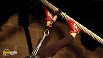 Still #6 from Born to Fly: Elizabeth Streb vs. Gravity