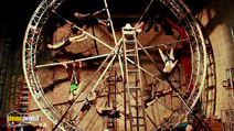 Still #7 from Born to Fly: Elizabeth Streb vs. Gravity