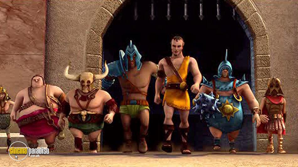 Gladiators of Rome (aka Gladiatori di Roma) online DVD rental