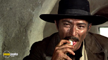 A still #18 from The Good, the Bad and the Ugly with Lee Van Cleef