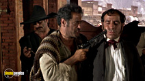 A still #17 from The Good, the Bad and the Ugly with Eli Wallach