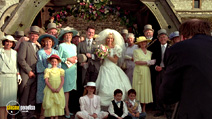 A still #18 from Four Weddings and a Funeral