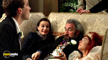 A still #12 from Four Weddings and a Funeral with Simon Callow and Kristin Scott Thomas