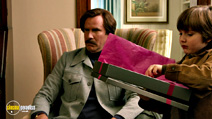 A still #14 from Anchorman 2: The Legend Continues with Will Ferrell