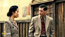 A still #2 from Emperor (2012) with Eriko Hatsune and Matthew Fox