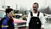 A still #7 from The Frankenstein Theory (2013) with Kris Lemche and Timothy V. Murphy