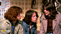 A still #4 from That Sinking Feeling (1979) with Tom Mannion, Alex MacKenzie and Danny Benson