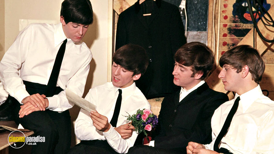 The Beatles: A Hard Day's Night online DVD rental