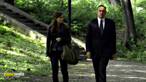 A still #19 from House of Cards: Series 2 with Kevin Spacey and Kate Mara