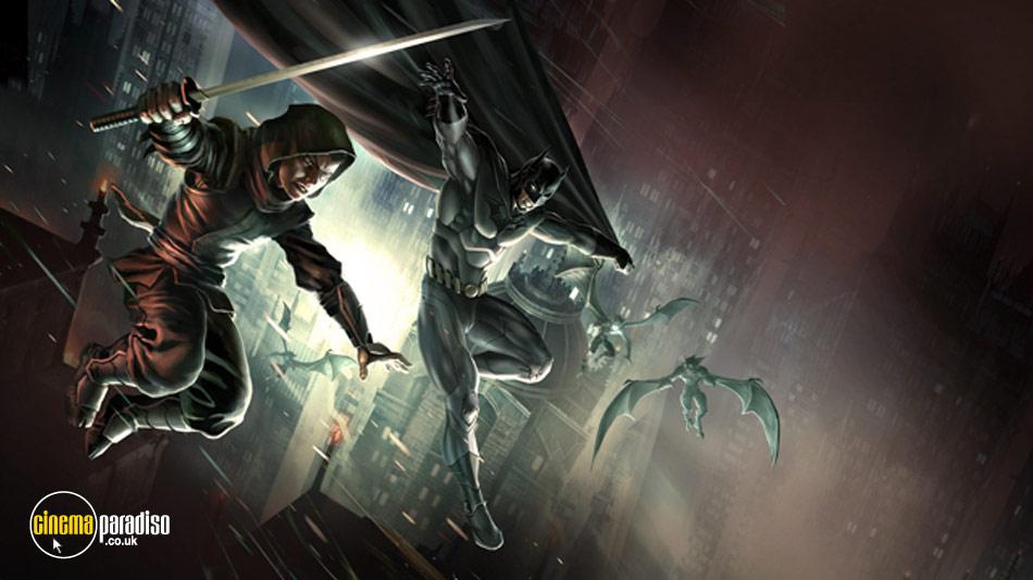 Still from Son of Batman 1