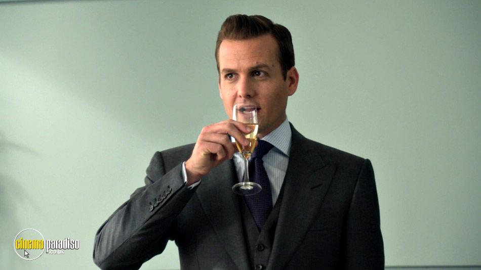 Suits: Series 1 online DVD rental