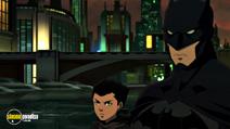 Still from Son of Batman 2