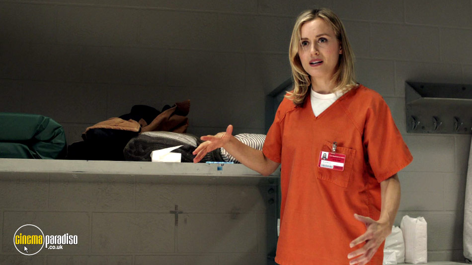 Orange Is the New Black: Series 1 online DVD rental