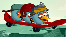 Still #4 from Angry Birds Toons: Series 1: Vol.1