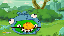 Still #7 from Angry Birds Toons: Series 1: Vol.1