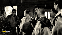 A still #21 from Seven Samurai