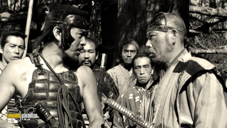 Seven Samurai (aka Shichinin no Samurai) online DVD rental